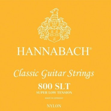 Hannabach 800SLT super low tension
