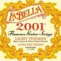La Bella 2001 Flamenco Concert tension légère