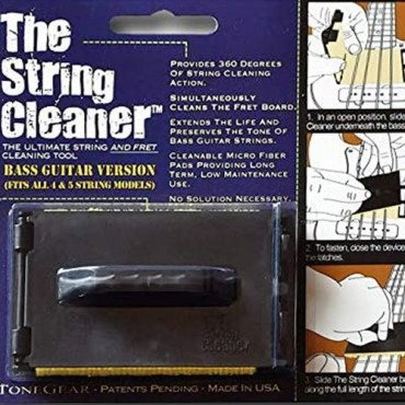 The String Cleaner basse