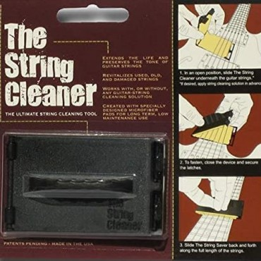 The String Cleaner guitare