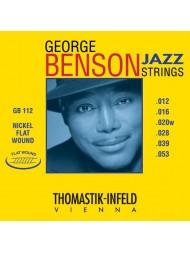 Thomastik-Infeld George Benson Jazz Strings GB112 medium light