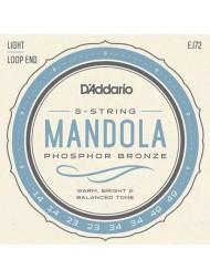 D'Addario EJ72 Light
