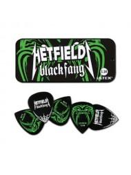 Dunlop médiators Hetfield Black Fang PH112T114 1,14 mm