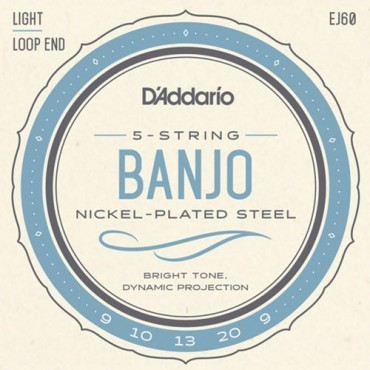 D'Addario EJ60 Tension Light