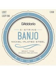 D'Addario EJ60 Tension Light