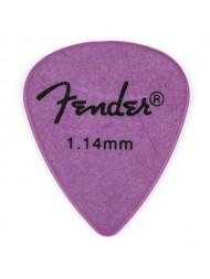 Fender médiators Rock On violet 1,14mm