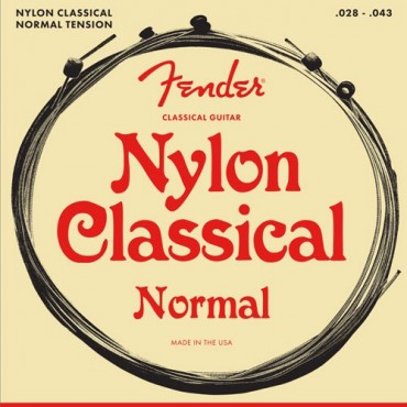 Fender Nylon Classical 130 normal