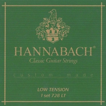 Hannabach Custom Made 728LT low tension