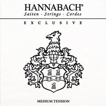 Hannabach Exclusive tension normale