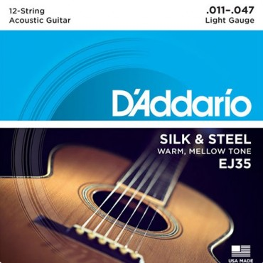 D'Addario EJ35 Tension Light