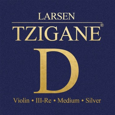 Larsen Tzigane RE violon medium