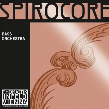 Thomastik-Infeld Spirocore Contrebasse 4/4 S42W light