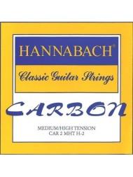 Hannabach Carbon 3 AIGUES CAR8MHT medium / high tension