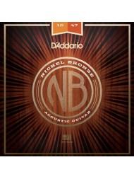 D'Addario NB1047 Tension extra light
