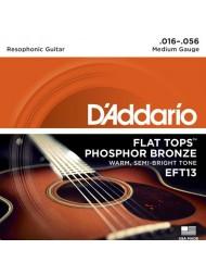 D'Addario EFT13 tension medium