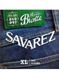 Savarez Acoustic Bronze A130XL extra light
