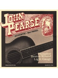 John Pearse Acoustic 600L light