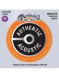 Martin Flexible Core MA535FX custom light
