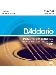 D'Addario EJ38 Tension light