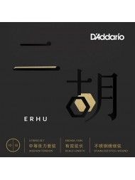 D'Addario ERHU01 tension medium