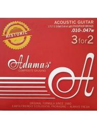 Adamas Historic 1717-3 extra light (Lot de 3 jeux)