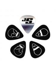 Planet Waves médiators Joe Satriani Chrome Dome JSCD-01 medium