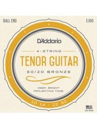 D'Addario EJ66 Guitare Tenor