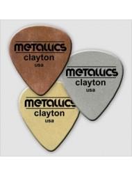 Clayton Médiators Metallics