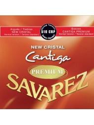 Savarez New Cristal Cantiga Premium 510CRP tension normale