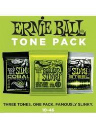 Ernie Ball Tone Pack 3 jeux différents 3331 regular slinky
