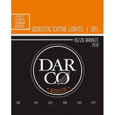 Darco acoustic D510 extra light