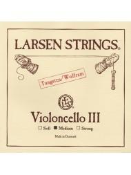 Larsen Tungsten SOL violoncelle medium