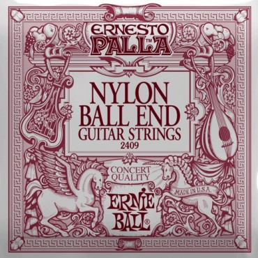 Ernie Ball Ernesto Palla Nylon 2409 medium