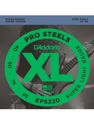 D'Addario EPS220 Tension Super light