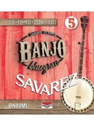 Savarez Bluegrass BN80ML medium light