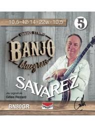 Savarez Bluegrass BN80GR Gilles Rézard