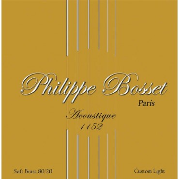 Philippe Bosset Acoustique ACO1152 custom light