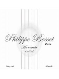 Philippe Bosset Manouche à boucle MAN1146L tension moyenne