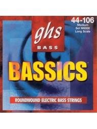 GHS Bassics 6000M medium