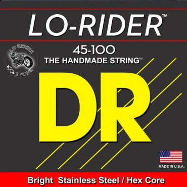 DR Electric Bass Lo-Rider MLH-45