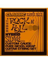 Ernie Ball Classic Rock'n'Roll 2252 hybride