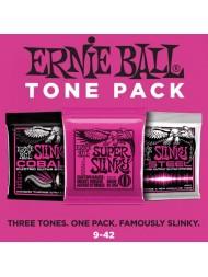 Ernie Ball Tone Pack 3 jeux différents 3333 super slinky