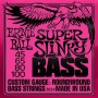 Ernie Ball Slinky basse 2834 super light