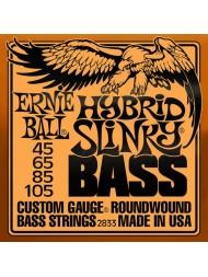 Ernie Ball Slinky basse 2833 hybride