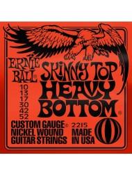 Ernie Ball Slinky 2215 skinny top heavy bottom