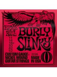 Ernie Ball Slinky 2226 burly