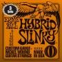 Ernie Ball Slinky pack 3 jeux 3222 Hybride