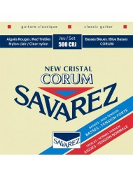 Savarez New Cristal Corum 500CRJ tension mixte