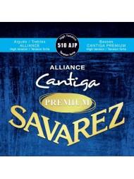 Savarez Alliance Cantiga Premium 510AJP tension forte