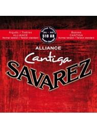 Savarez Alliance Cantiga 510AR tension normale